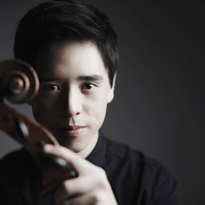 Isang Enders , Westport Festival of Chamber Music 2019