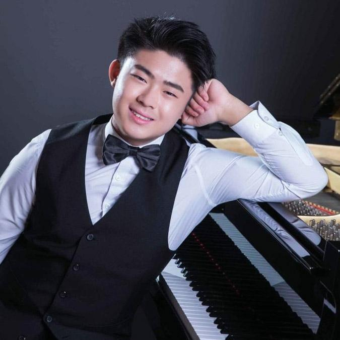 Aidan Chan, Piano, Westport Festival of Chamber Music 2019