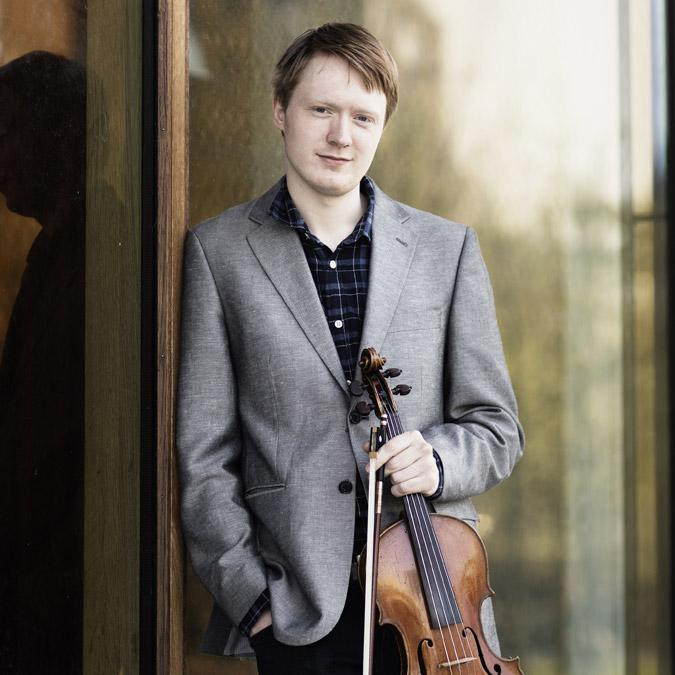 Eivind Ringstad, Westport Festival of Chamber Music 2019