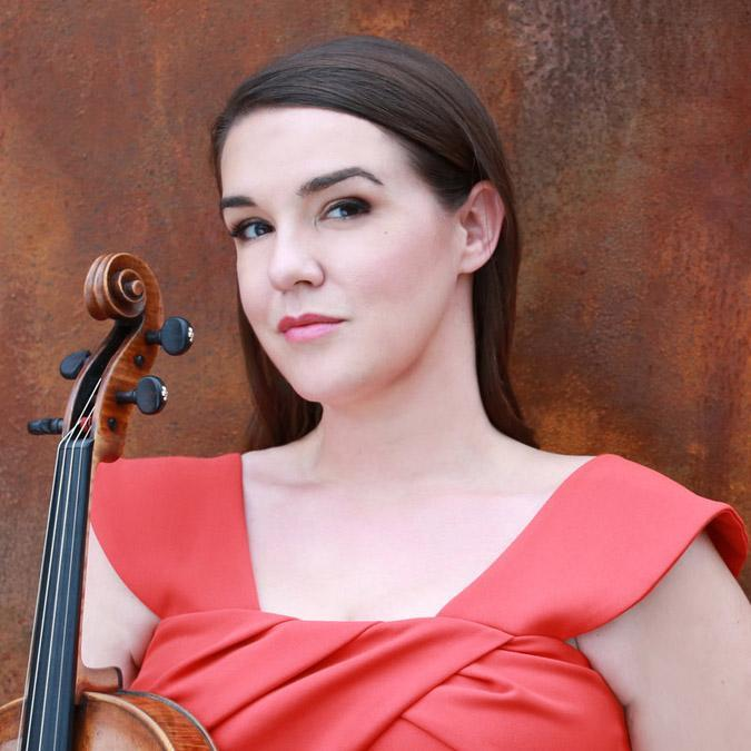 ​Jennifer Stumm, Viola, Westport Festival of Chamber Music 2017