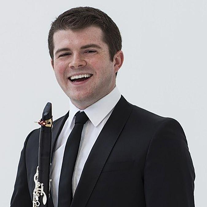 Julian Bliss, Westport Festival of Chamber Music 2019