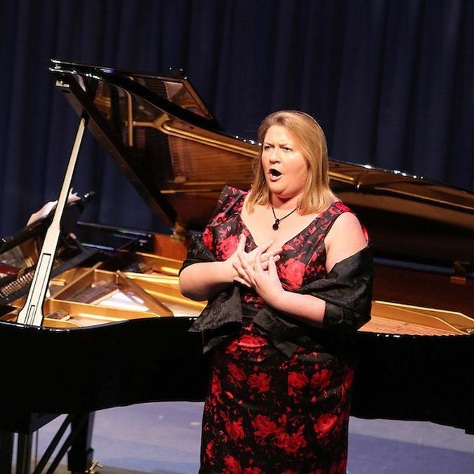 Lynda Lee, Soprano, Westport Festival of Chamber Music 2017