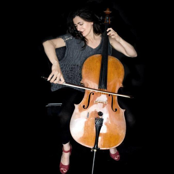 Natalie Clein - Cello - Westport Festival of Chamber Music 2018
