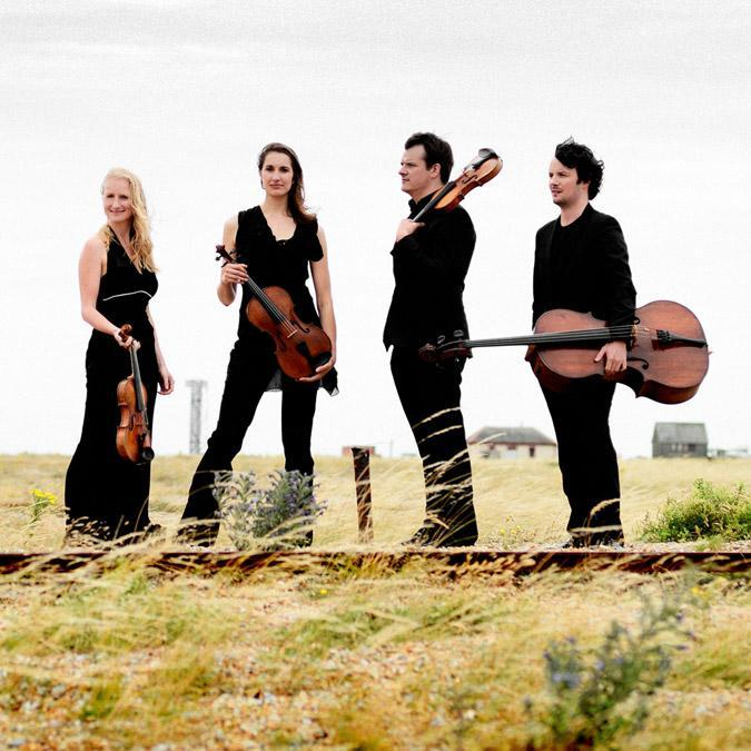 Navarra String Quartet, Westport Festival of Chamber Music 2017