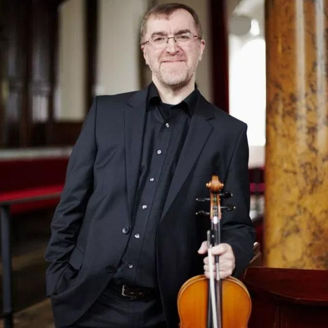 Simon Aspell, Westport Festival of Chamber Music 2019
